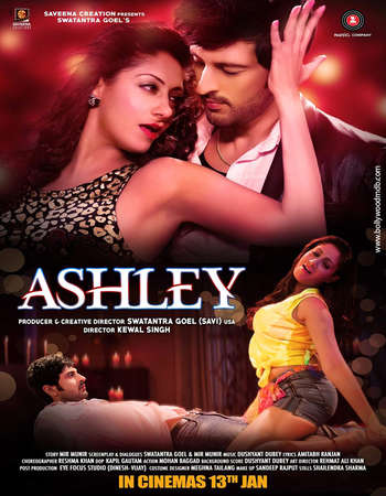 Ashley 2017 Full Hindi Movie HDTVRip Download