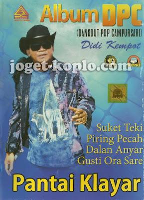 Didi Kempot DPC Dangdut Pop Campursari 2016