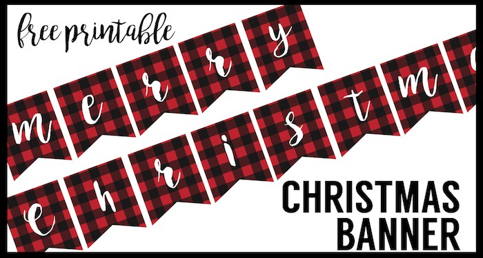 graphic about Printable Merry Christmas Banner identified as Musings of an Common Mother: Absolutely free printable Xmas banners