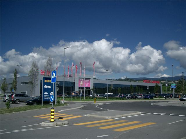 Outlet Center em Aubonne