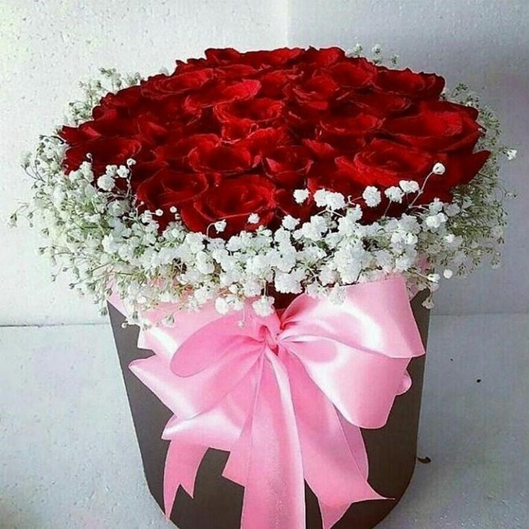 Karangan Bunga Box 010