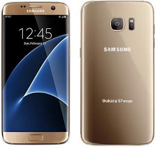 Samsung Galaxy S7 EDGE Platinum Gold, Samsung Galaxy S7 EDGE G935F, smartphone