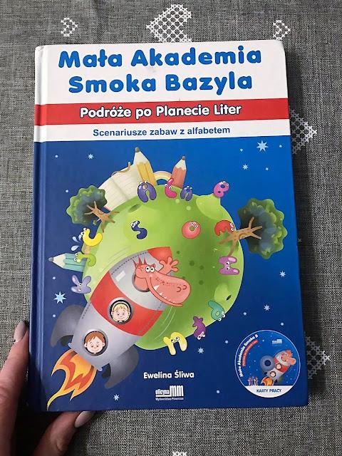 Zabawy z literami ,,Podróże po Planecie Liter''