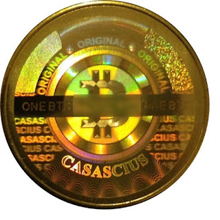 Bitcoin is a decentralized,