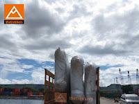Perahu aluminium thetrekkers untuk sumba