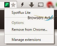 Spotflux-Lite-chrome-remove