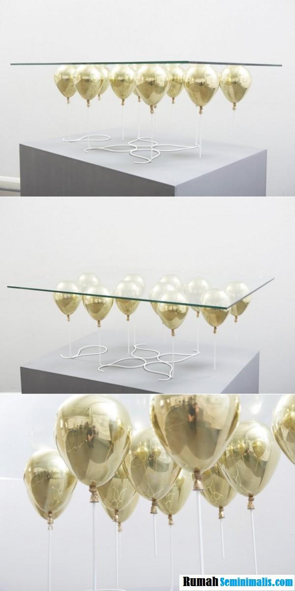 Desain Meja Tamu Minimalis