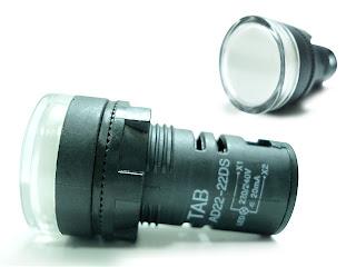 Direct LED AD22 - 22DS putih