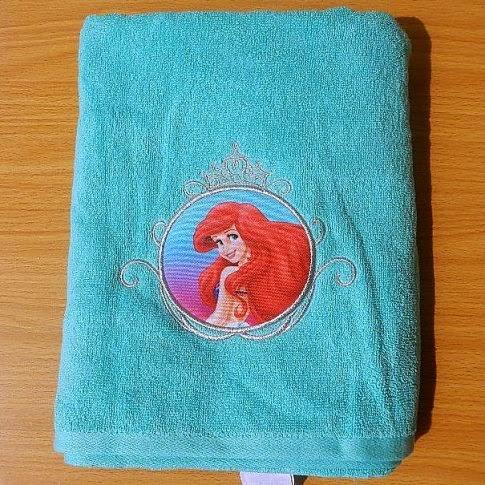 Disney Princess Bath Towels for children in Port Harcourt, Nigeria