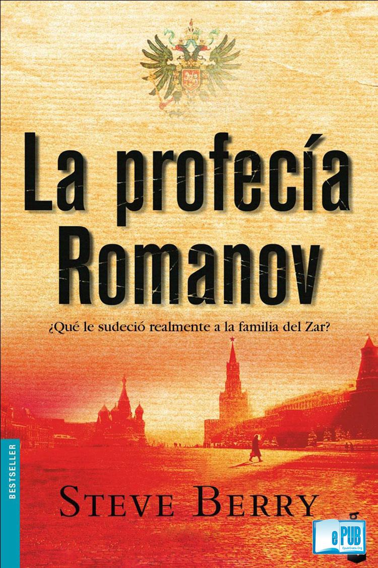 La profecía romanov – Steve Berry