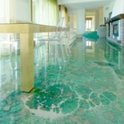 Consigli per la casa e l\' arredamento: Pavimento in resina: vantaggi ...