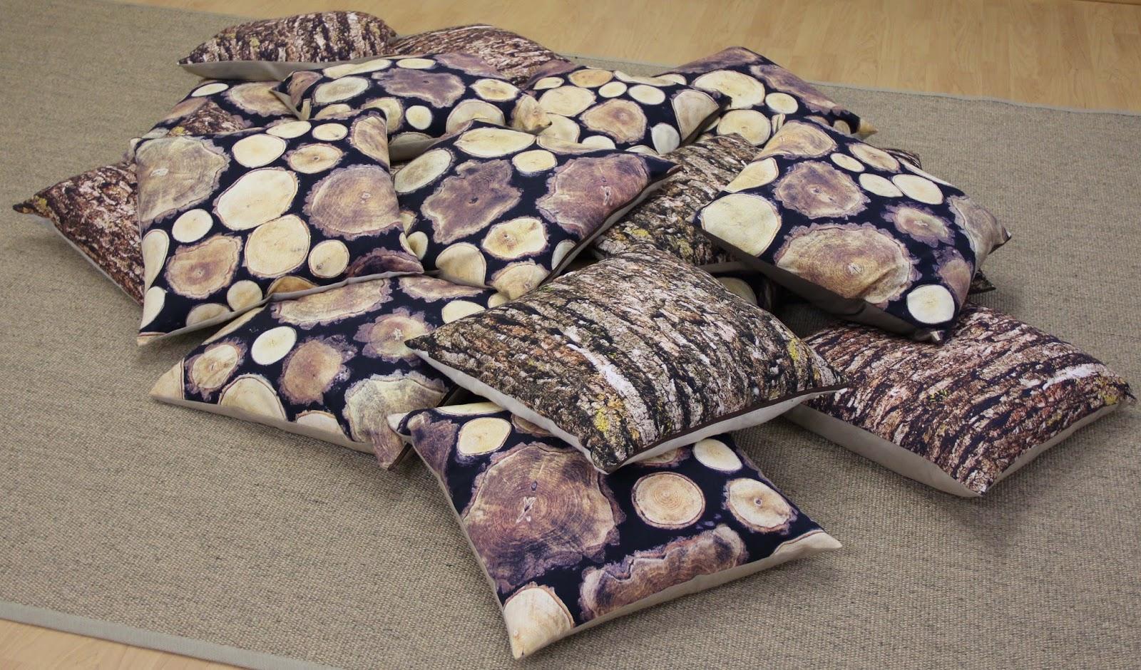 blog von fadenlauf sitzkissen in holzoptik. Black Bedroom Furniture Sets. Home Design Ideas