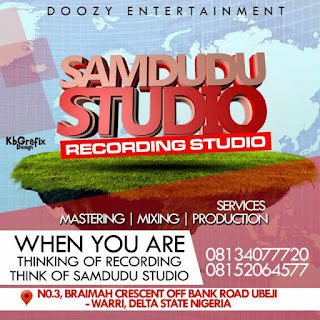 News: Samdudu Recording Studio In Warri