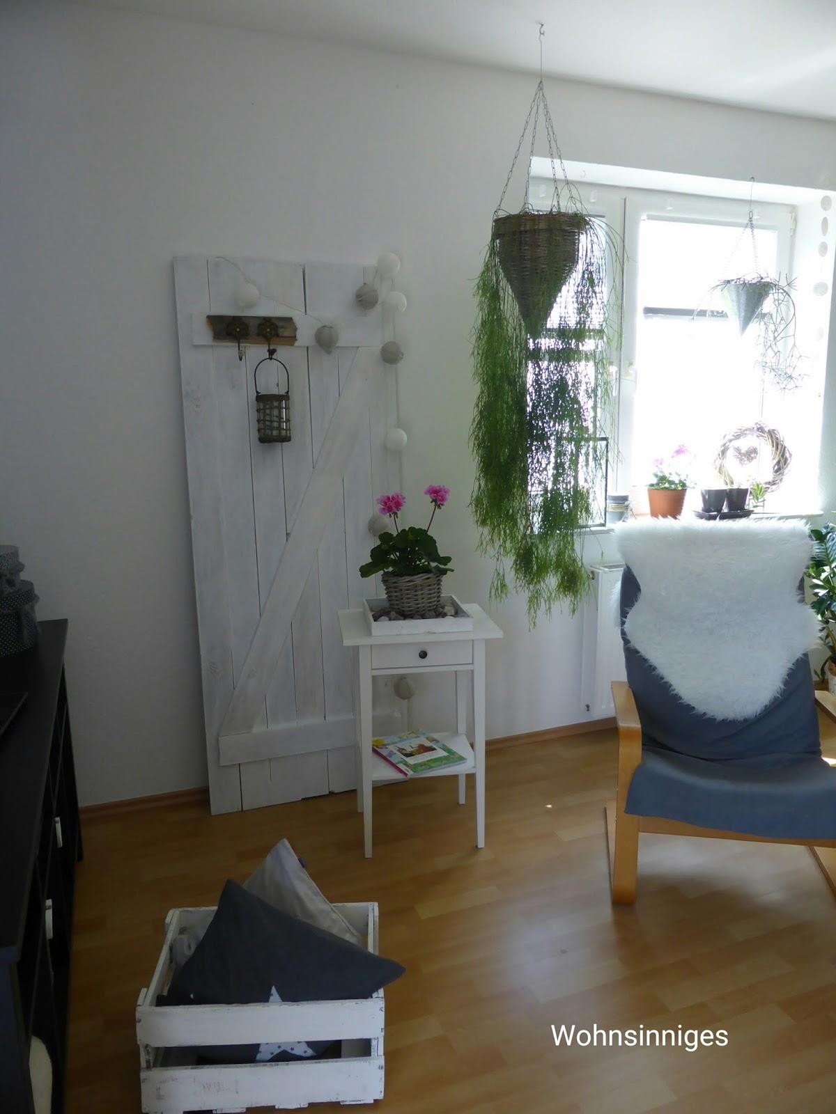 wohnsinniges t r diy. Black Bedroom Furniture Sets. Home Design Ideas