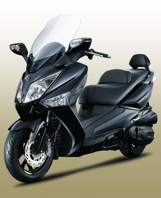 loja das motos nova sym gts 125 300. Black Bedroom Furniture Sets. Home Design Ideas