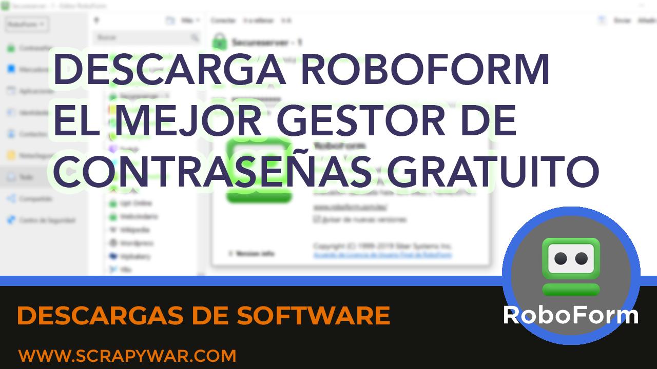 RoboForm Gratis