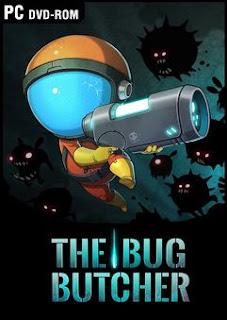 لعبة The Bug Butcher