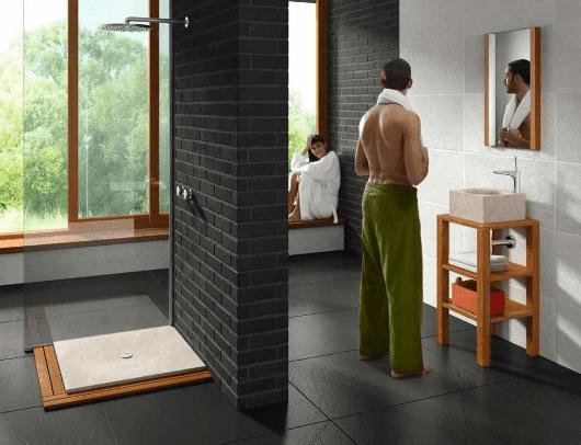 Inspirasi Membuat Desain Kamar Mandi Unik Modern | Godean ...