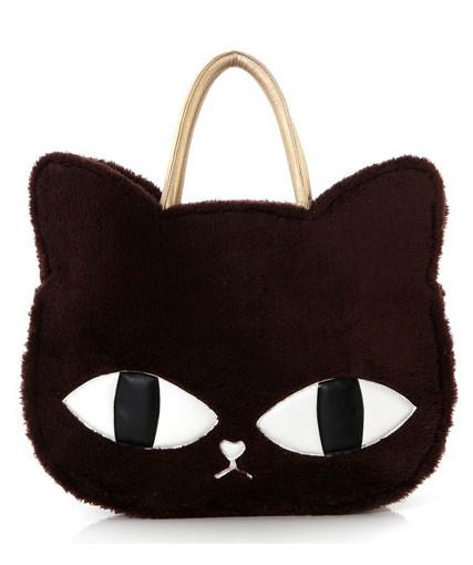 Красивые женские сумки с кошками Купить кожаную сумку с