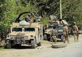 Afghanistan President Ashraf Ghani said  in January that 45,000 security forces had been killed since he took office in September 2014.