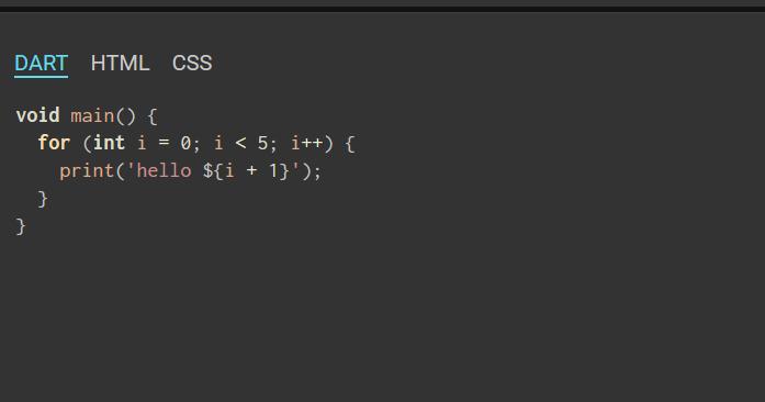 Google Dart Hello World Example - A Java Like Programming Language