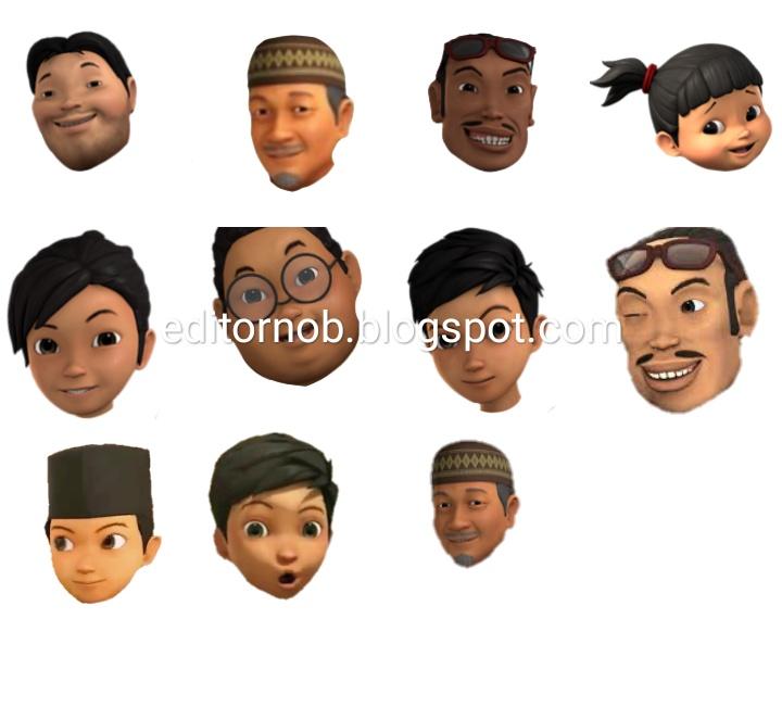 Noob Nobita Gambar Kepala Nobita Png Koleksi Gambar Hd Khi Noob