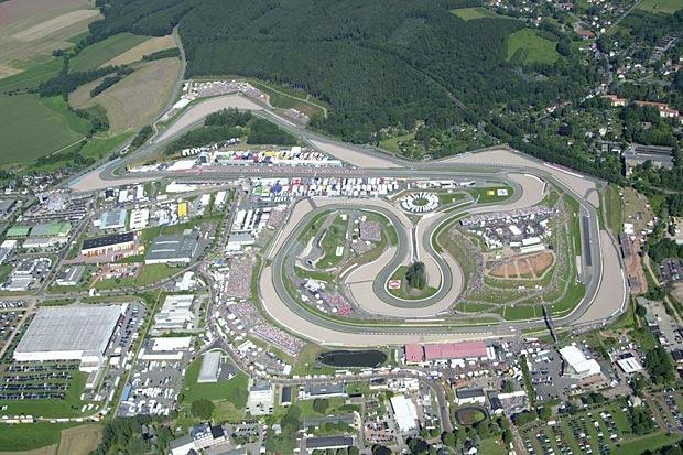 Sirkuit Sachsenring MotoGP 2017
