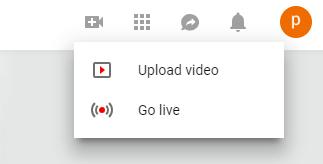 Unggah Video di Youtube