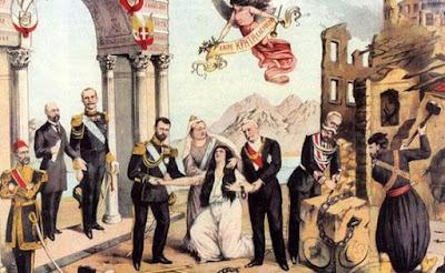 Σαν σήμερα το 1913 η Κρήτη ενώνεται με την Ελλάδα.
