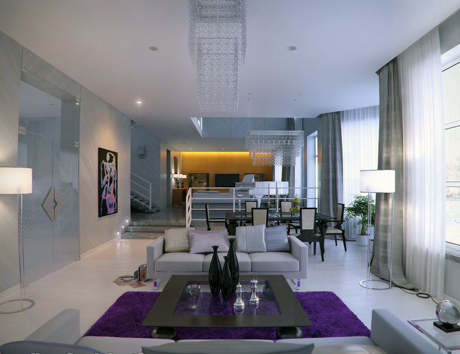 Stue Interior Inspirasjon : Interi?r inspirasjon stue farger lyse