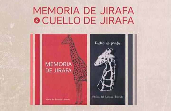 La escritora María del Rosario Laverde presenta sus libros de relatos