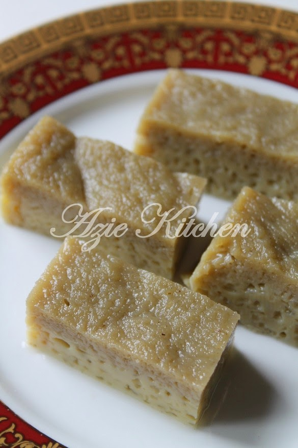 Kuih Sekaya Telur Kelantan By Azie Kitchen