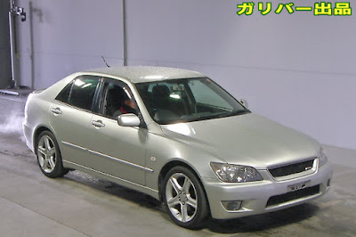 19558T1N9 2004 Toyota Altezza AS200 Edition for Botswana to Durban