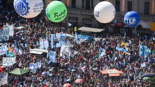 Informe: El 1º año del Gobierno de Macri deja más pobre al pueblo