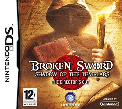 ROMs - Broken Sword - Shadow of the Templars (Português) - NDS Download