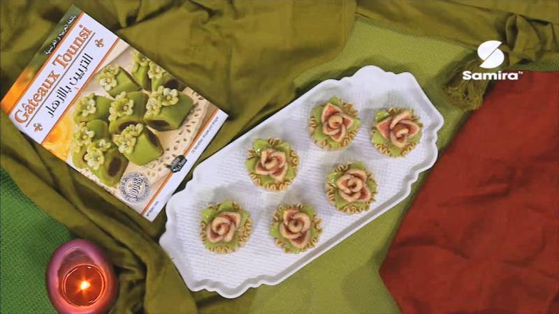 La cuisine alg rienne samira tv dziriet bel ward samira - Samira tv cuisine fares djidi ...