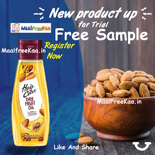 Hair & Care Dry Fruits Oil Free Sample