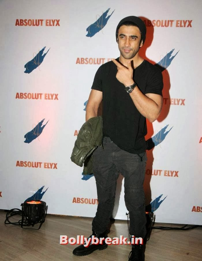 Amit Sadh, Suchitra Pillai Hosted Absolute Elyx Party