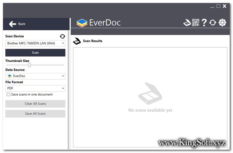 Abelssoft EverDoc 2018 Version 3.30 Full Key, Phần mềm lưu trữ các bản sao tài liệu kỹ thuật số