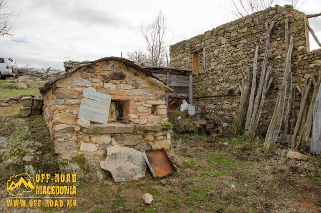 "Traditional oven ""Furna"" in Chanishte village, #Mariovo, #Macedonia"