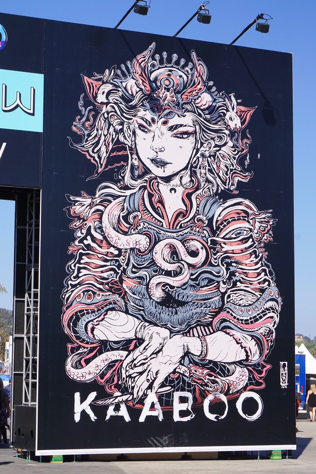 kaaboo artwork