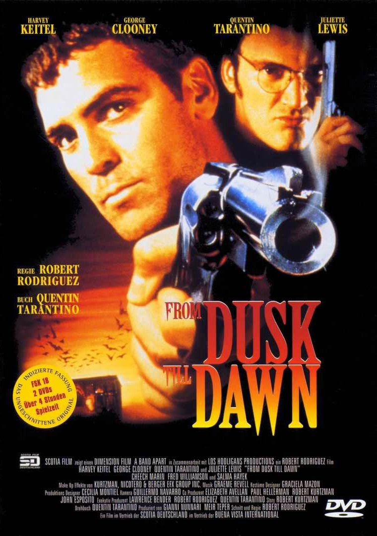TV Series - FROM DUSK TILL DAWN : THE SERIES | Funtertainment Facts