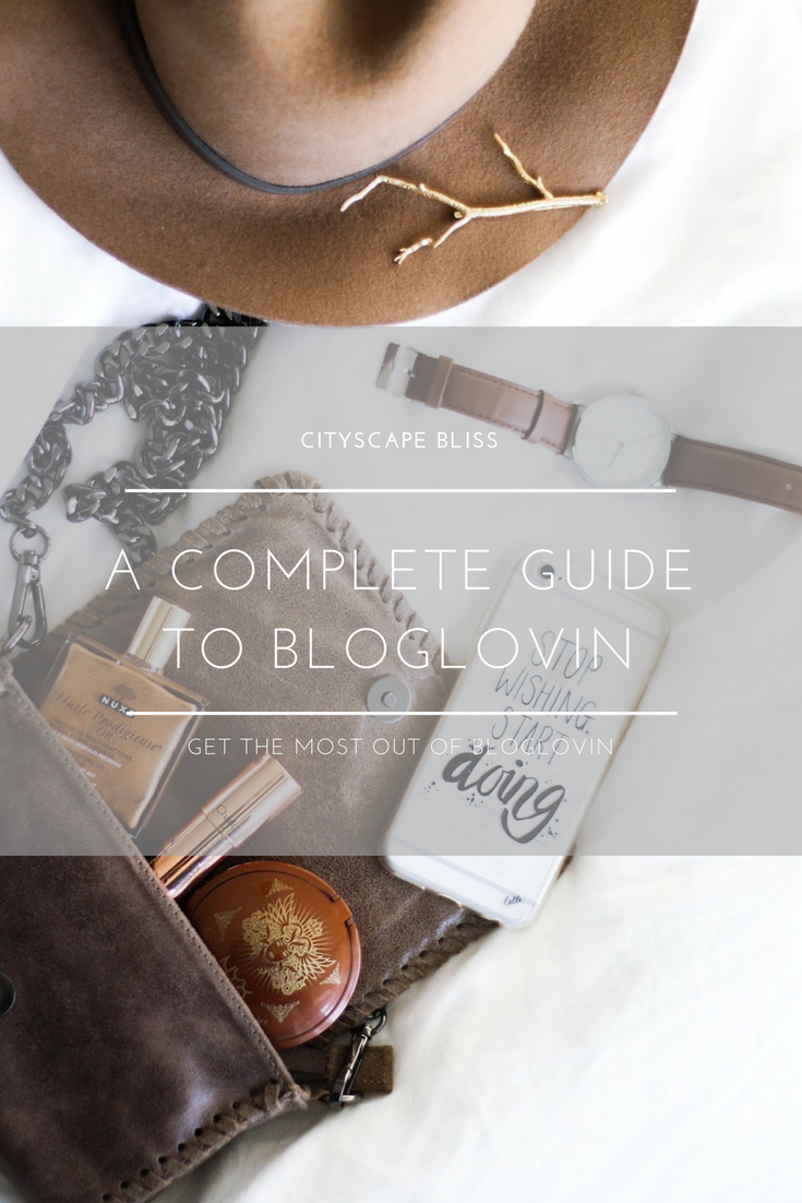 A complete guide to Bloglovin'