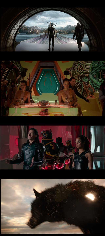 Thor Ragnarok (2017) IMAX HD 1080p Latino