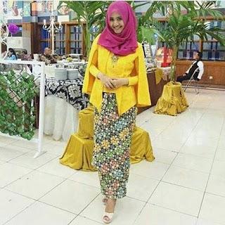 hijab untuk kebaya kutubaru