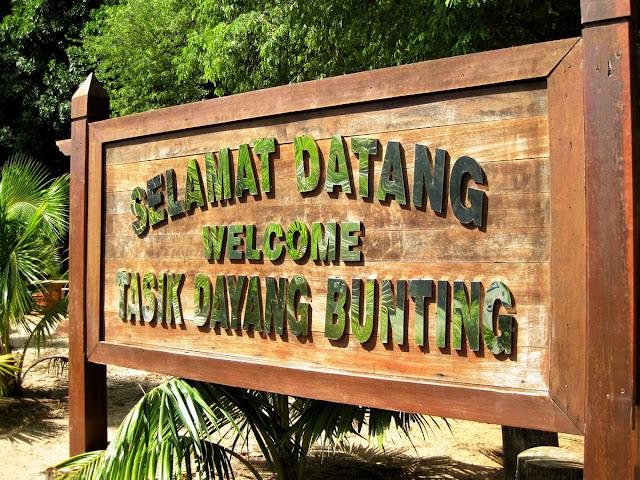 Seribu Misteri tentang Pulau Dayang Bunting