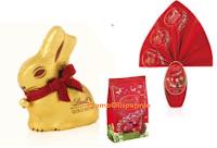 Logo Lindt ''Gran Festival di Pasqua 2018'' : vinci 1.300 Gold Bunny da 1kg. e 650 Maxi Uovo + premio sicuro