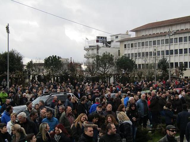 Γιάννενα: Η ΔΡΑΣΥ καλεί σε συμμετοχή στο αυριανό συλλαλητήριο