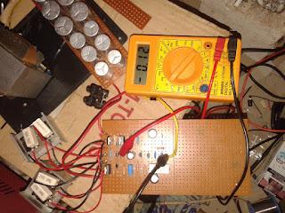 Driver Minion Karya Mas Kamay Untuk Sound System Lapangan Gler