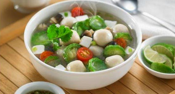 Resep Sayur Sop Dengan Bahan Makaroni Bakso